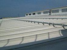 遮熱塗料屋根