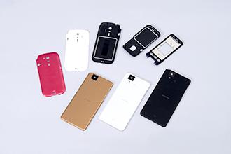 携帯電話部品